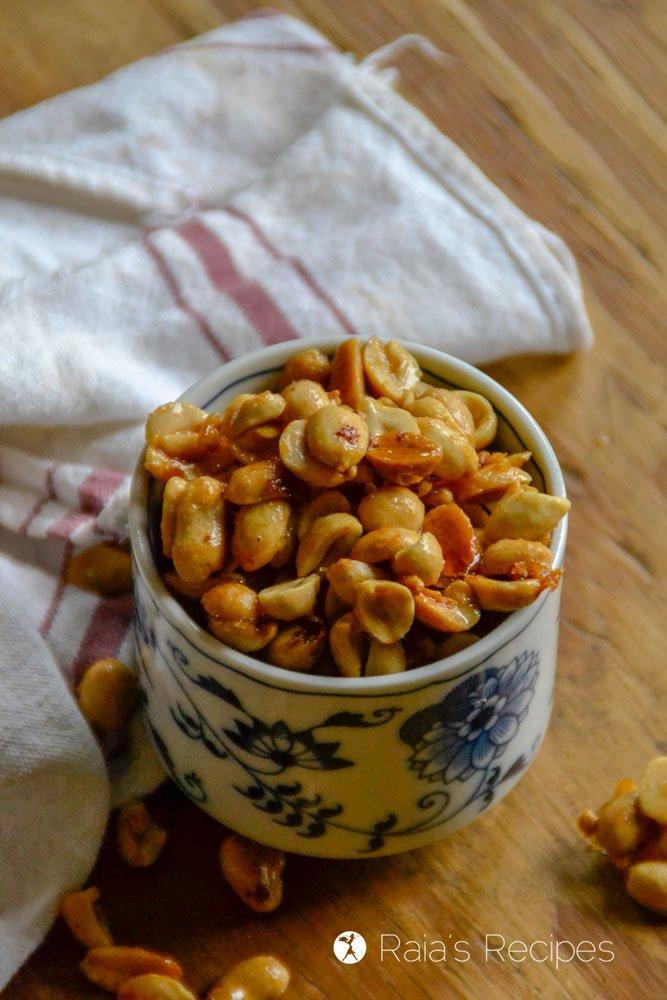 Homemade Honey Roasted Peanuts profile