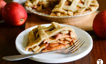 Gluten-Free Honey Apple Pie