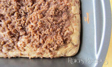 Cinnamon Buttermilk Quick Bread