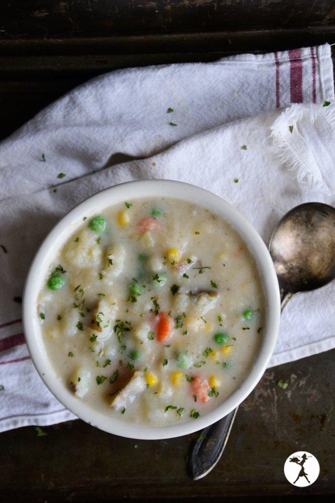 Creamy Fish Chowderfrom Raia's Recipes