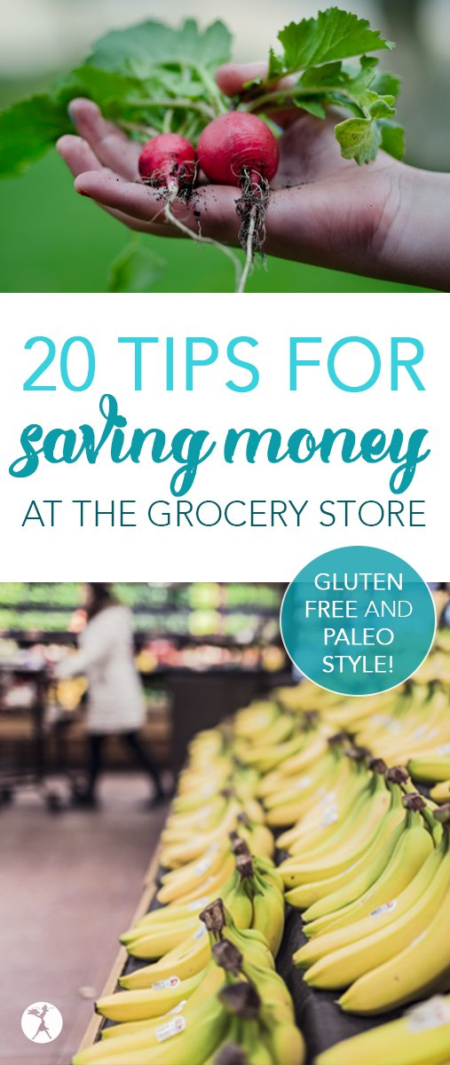 Need help saving money in the grocery store? Let this gluten-free momma of 6 give you all her tips! Your bank account will thank you... #grocerystore #shopping #food #mealplanning #healthyliving #healthyeating #saving #glutenfree #paleo #budgeting