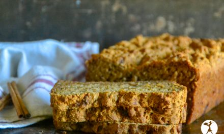 Gluten-Free Cinnamon Yogurt Banana Bread