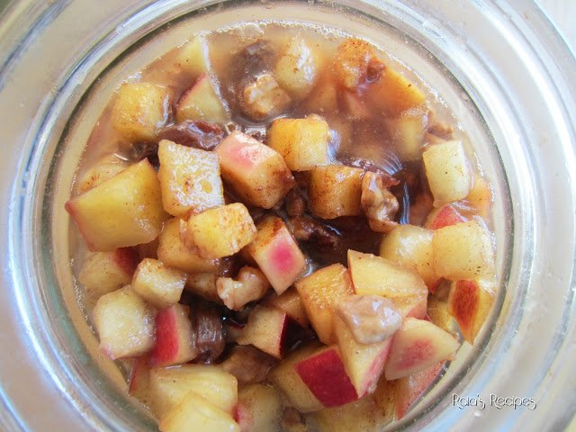 Cinnamon Apple Chutney