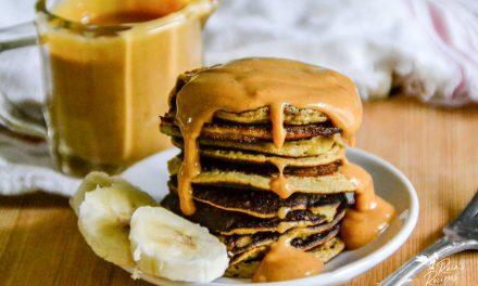 Easy Baby Banana Pancakes