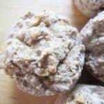 Ginger Banana Muffins