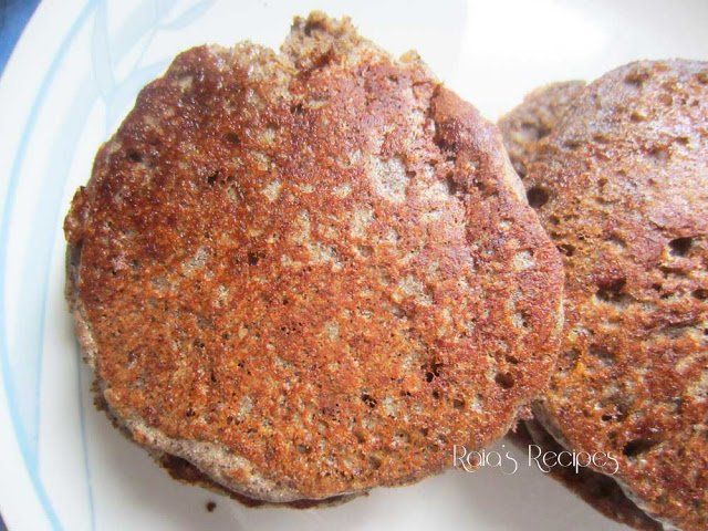 Soaked Buckwheat & Sorghum Pancakes