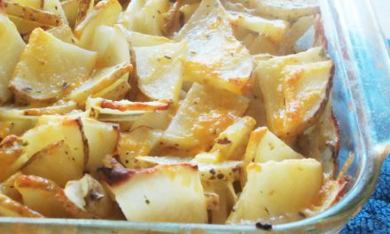Gluten-Free Scalloped Potatoes