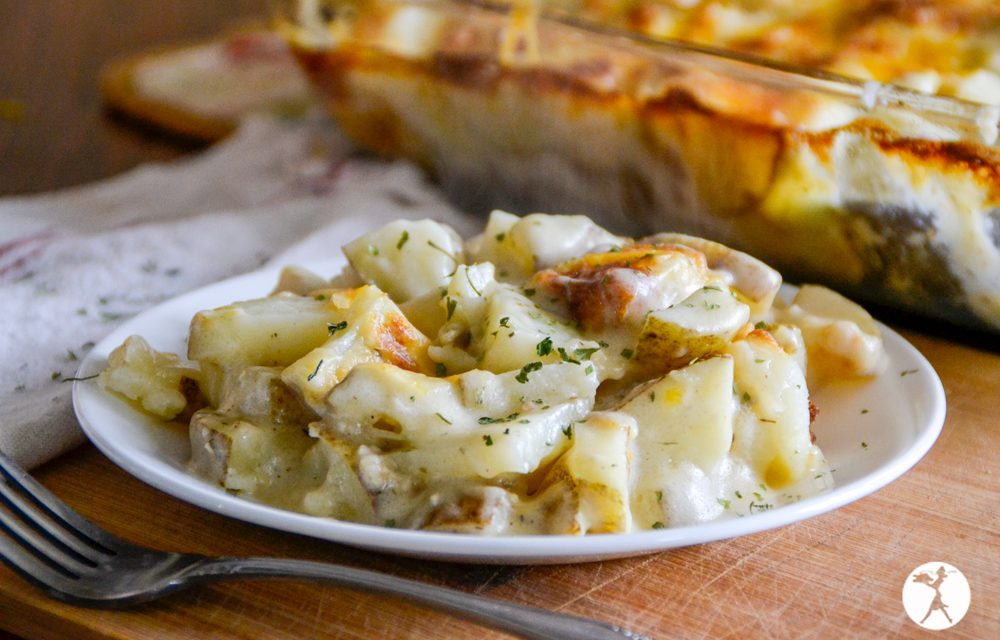 Grain-Free Scalloped Potatoes