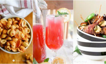 Healthy Gluten-Free Game Day Snacks