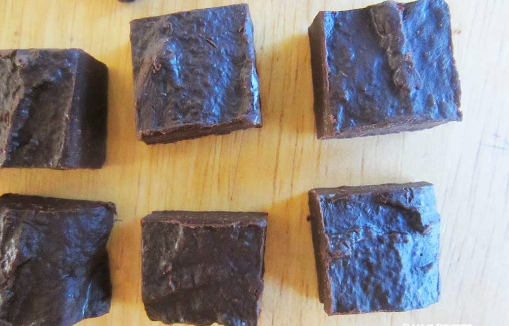 Browned Butter Chocolates