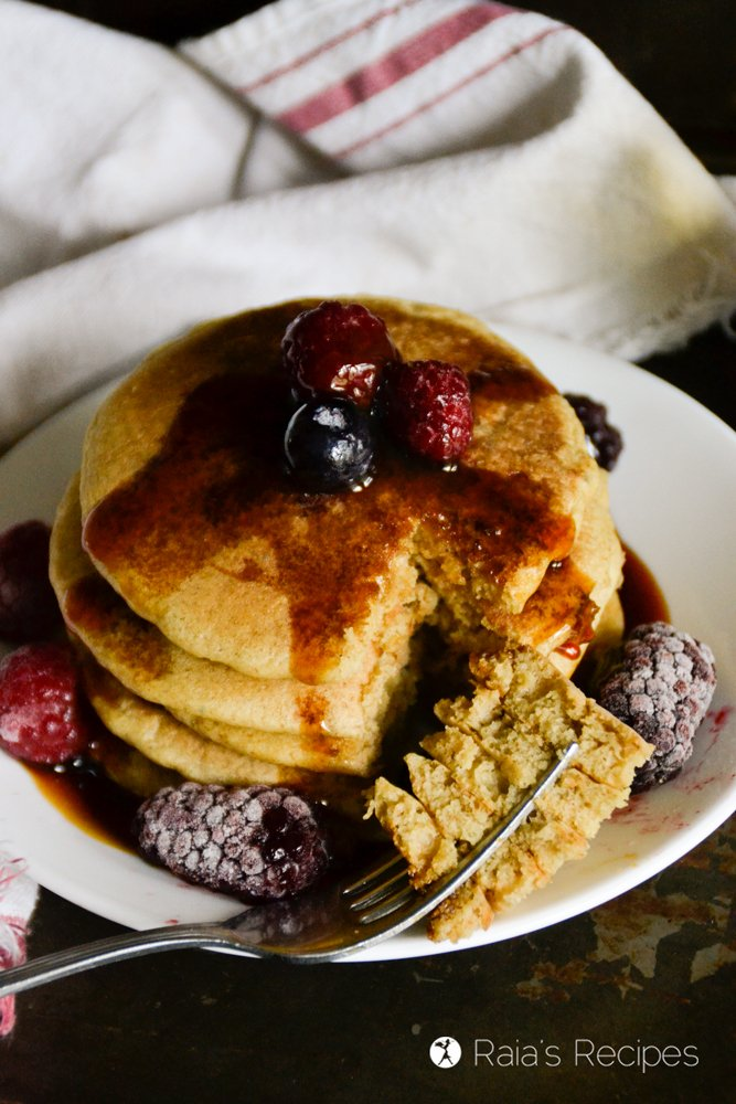Gluten-Free Sourdough Pancakes 3