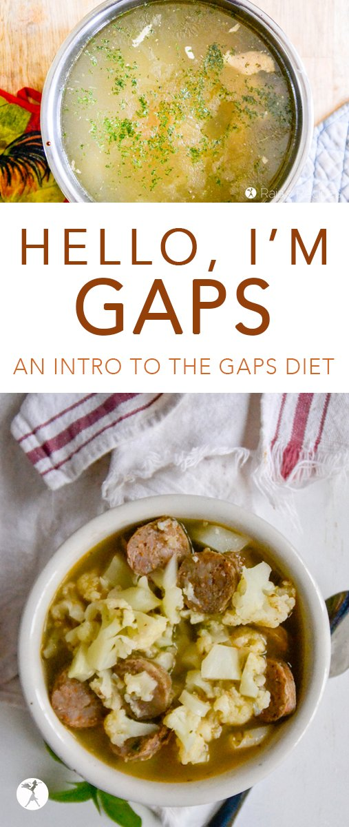 Wondering what the GAPS Diet is all about? Could it be what your body needs to heal? Look no further than this intro to the GAPS Diet. #gapsdiet #gaps #introdiet #gapsintrodiet #guthealth