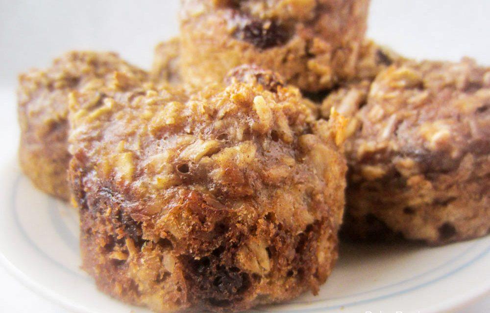 Soaked Granola Muffins