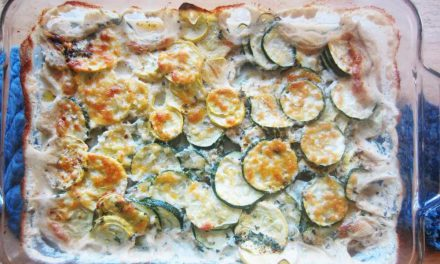 Scalloped Zucchini & Crookneck Squash