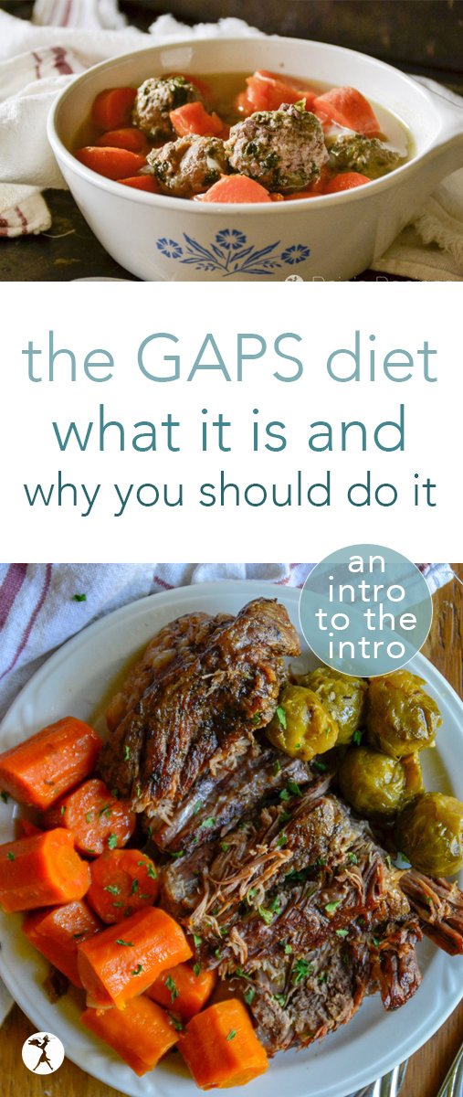 Have you ever thought about doing the GAPS Diet, but the Intro scared you off? Let me break it down for you so that it's not quite so intimidating.... The healing is worth it! #gapsdiet #healing #naturalhealth #guthealth #diet #introdiet #grainfree #sugarfree #gaps
