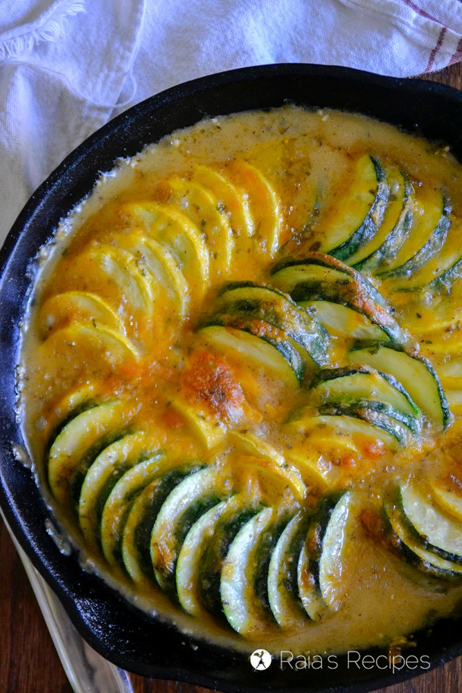 Grain-Free Scalloped Squash 6