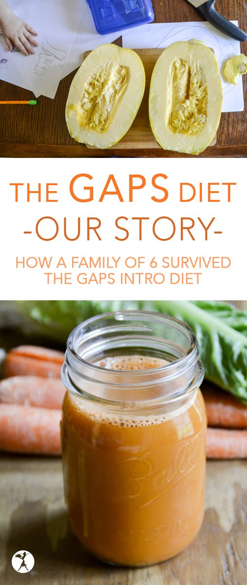 Ever wondered what it would look like to do the GAPS Intro Diet? Well, here is our story - how a family of 6 survived GAPS Intro. #gapsdiet #introdiet #guthealth #health #healing #gapsintrodiet