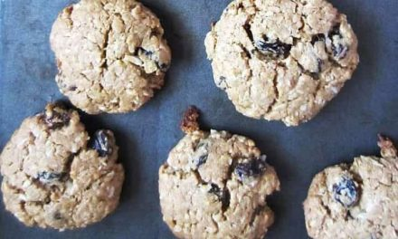 Almond Butter Coconut Cookies
