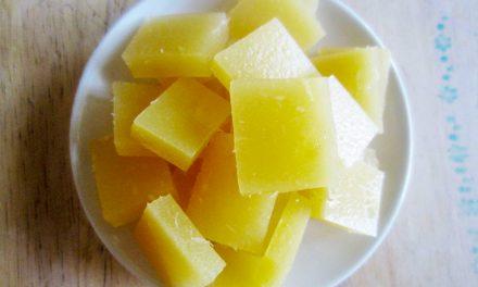 Honey Orange Fruit Snacks