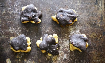 Peanut Butter Turtles