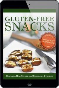 Gluten-Free Snacks eBook