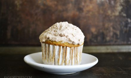 Honey Orange Cupcakes