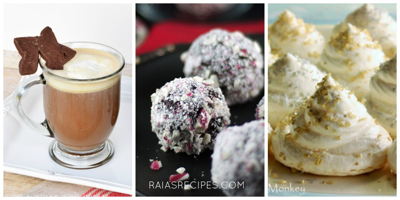 Gluten-Free Holiday Drinks & Cookies