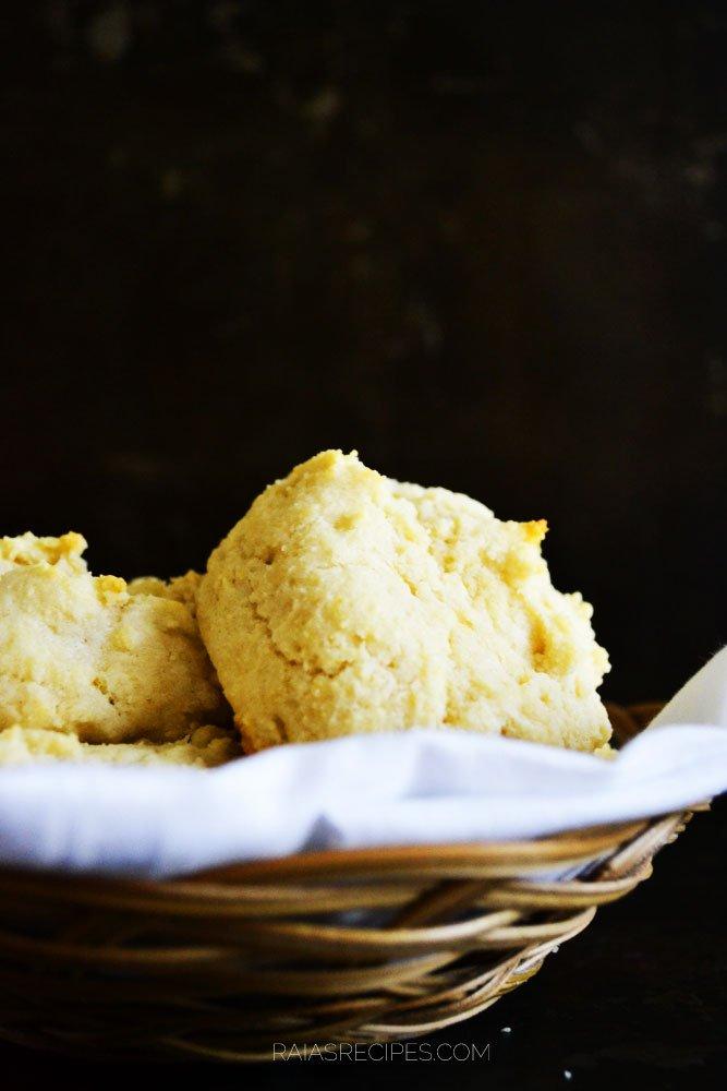 Gluten-Free Fluffy Buttermilk Biscuits side