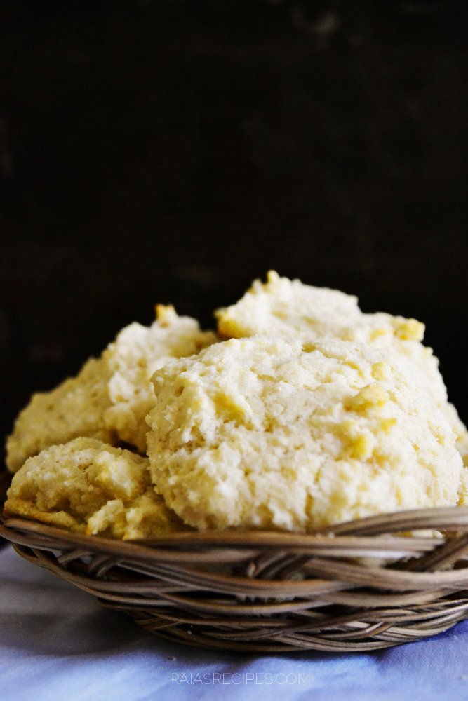Gluten-Free Fluffy Buttermilk Biscuits front