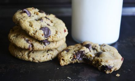 Gluten-Free Chocolate Chip Bacon Cookies