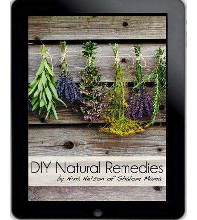 DIY Natural Remedies