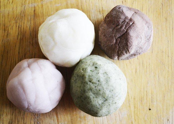 Homemade, Gluten-Free Play Dough