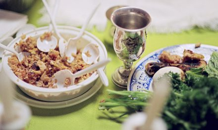 A Gluten-Free Passover