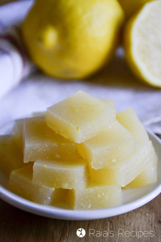 Kombucha Lemon Gummies
