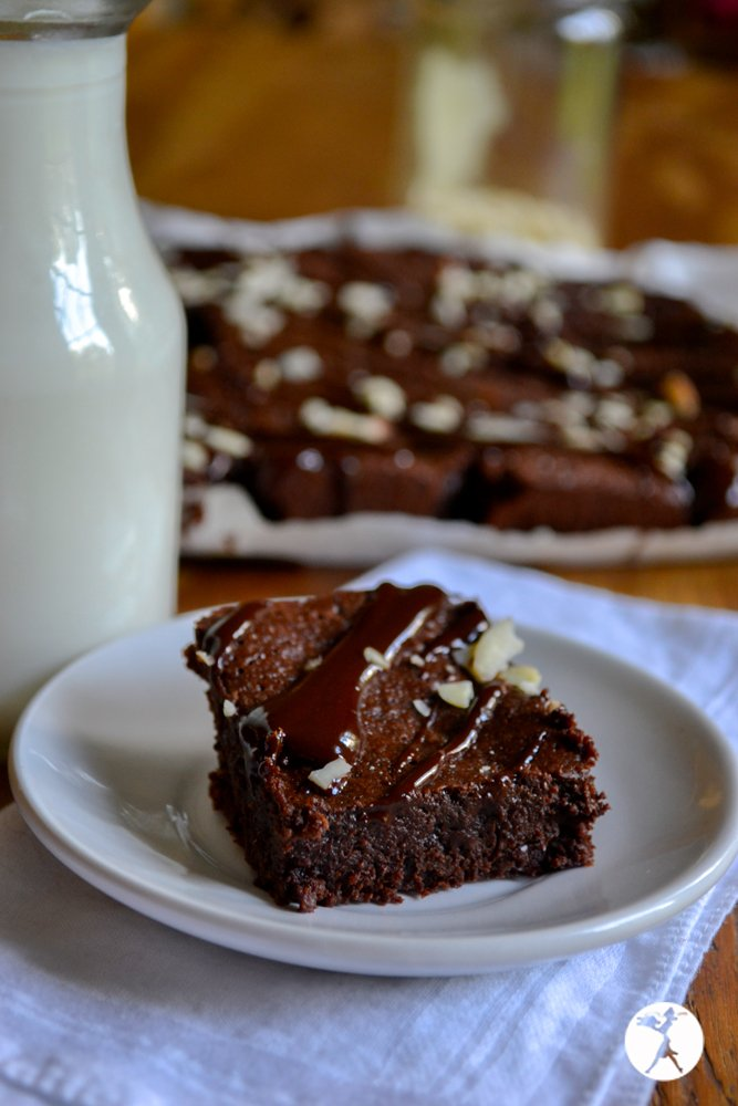 #glutenfree #brownies #chocolate #dessert #glutenfreebaking