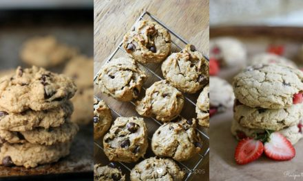 Gluten-Free Chocolate Chip Cookies!