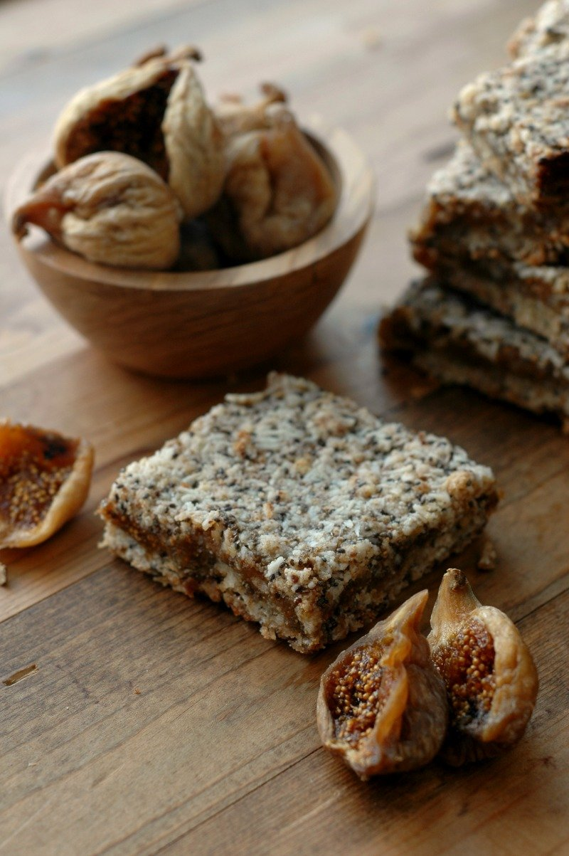 Fig Breakfast Bars