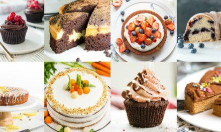 50+ Delicious Gluten-Free Cakes