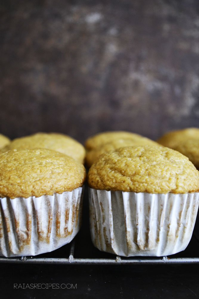 delicious gluten-free cakes round-up honey orange cupcakes