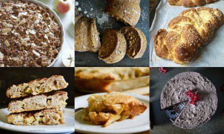 15 Gluten-Free Rosh Hashanah Treats