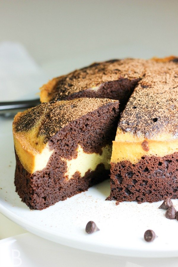 delicious gluten-free cakes round-up cheesecake filled chocolate cake