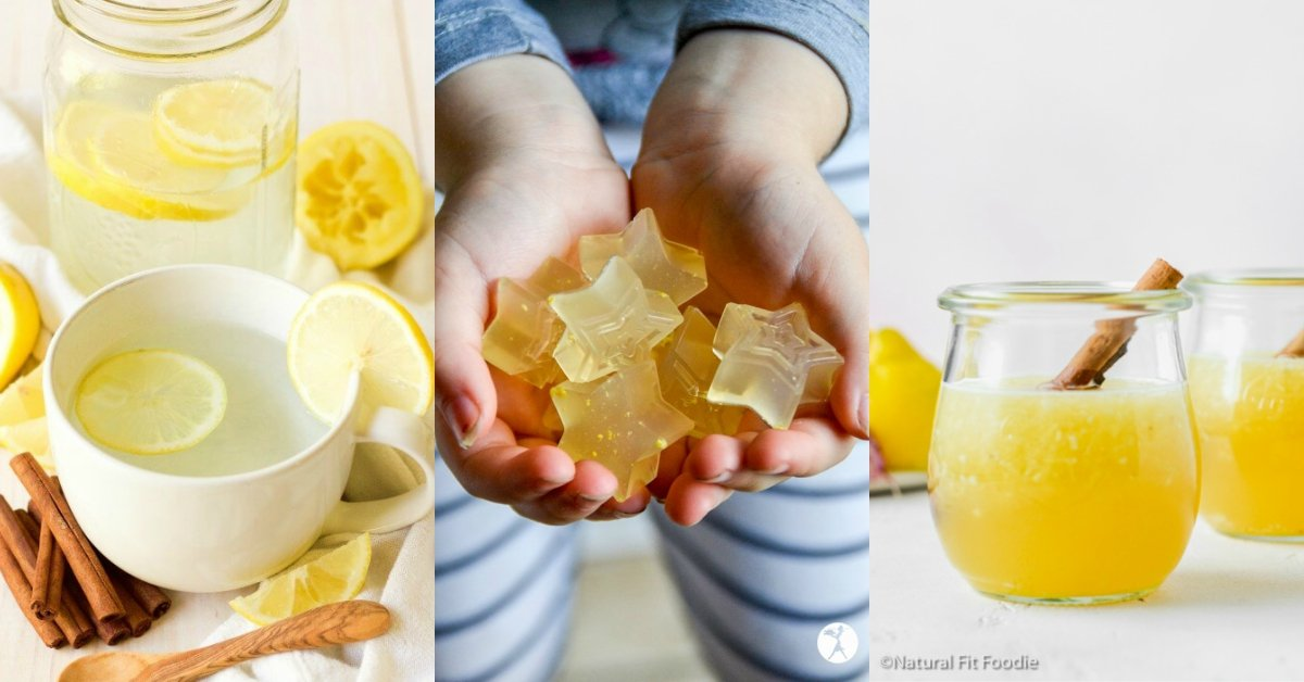 Natural Home Remedies for Colds & Flu