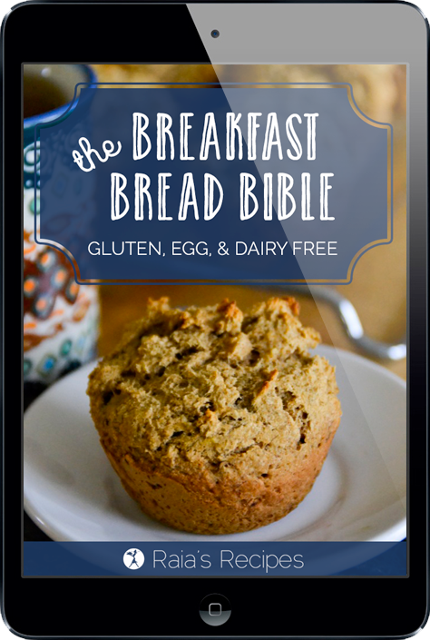 Breakfast Bread Bible cover