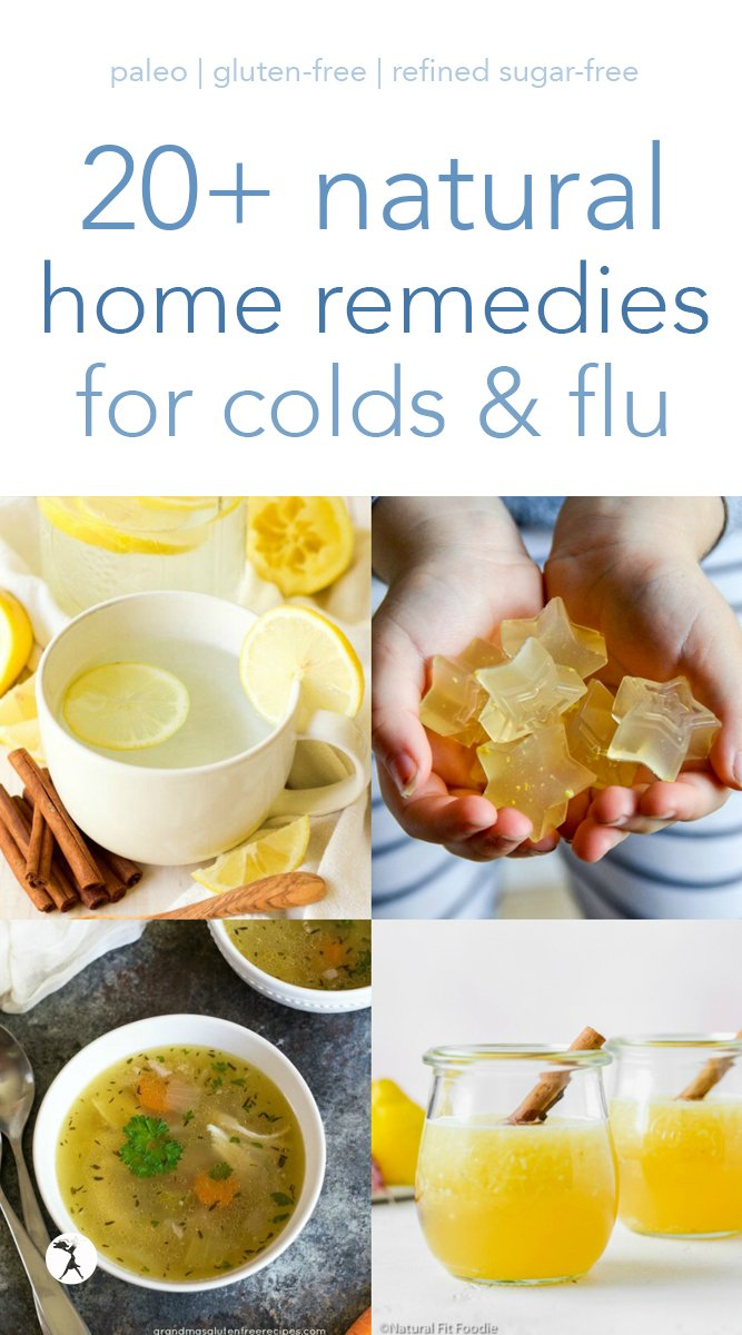 Struggling to stay healthy? Kick that infection to the curb with over 20 homemade remedies for colds and flu (that really work!). #colds #flu #homeremedies #naturalremedies #naturalhealth #healing #soup #tea