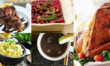 The Ultimate Gluten-Free Thanksgiving Feast