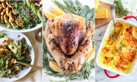 70+ Mouthwatering Gluten-Free Thanksgiving Recipes