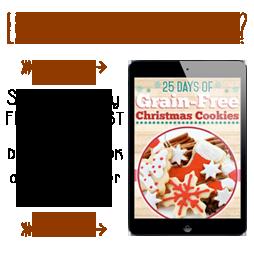 grain-free cookies