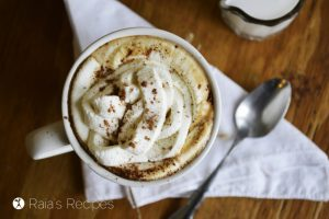 Herbal Pumpkin Mocha