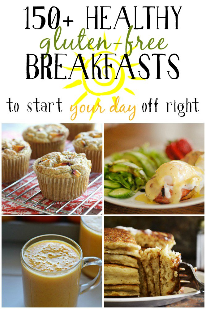 Healthy Gluten-Free Breakfasts