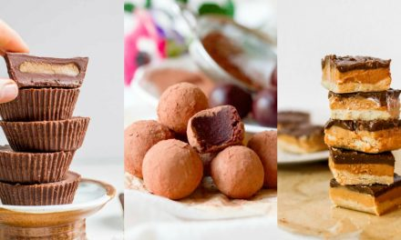 Healthy & Delicious Homemade Candies